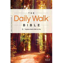 NLT Daily Walk Bible, The, 9781414380612