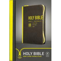 NLT Zips Bible, 9781414385143