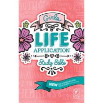 NLT Girls Life Application Study Bible, 9781414397825