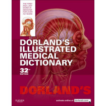 Dorland's Illustrated Medical Dictionary by Dorland, 9781416062578