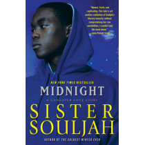 Midnight: A Gangster Love Story by Sister Souljah, 9781416545361