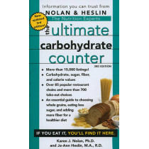 Ultimate Carbohydrate Counter, Third Edition by Natow, 9781416570370