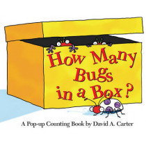How Many Bugs in a Box?: A Pop-up Counting Book by David A. Carter, 9781416908043