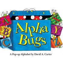 Alpha Bugs: A Pop-up Alphabet by David A. Carter, 9781416909736