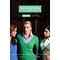 Invitation Only by Kate Brian, 9781416918745