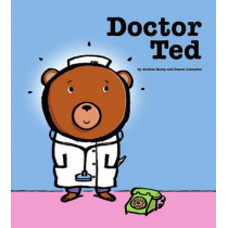 Doctor Ted by Andrea Beaty, 9781416928201