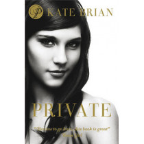Private by Kate Brian, 9781416932437