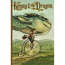 Kenny and the Dragon by Tony DiTerlizzi, 9781416939771