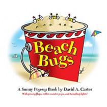 Beach Bugs: A Sunny Pop-up Book by David A. Carter, 9781416950554