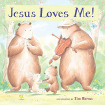 Jesus Loves Me! by Tim Warnes, 9781416953678