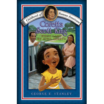 Coretta Scott King: First Lady of Civil Rights by George E Stanley, 9781416968009