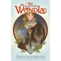 The Search for WondLa by Tony Diterlizzi, 9781416983101