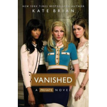 Vanished by Kate Brian, 9781416984719