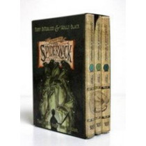 Beyond the Spiderwick Chronicles (Boxed Set): The Nixies Song; A Giant Problem; The Wyrm King by Tony DiTerlizzi, 9781416990116
