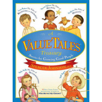 A ValueTales Treasury: Stories for Growing Good People by Spencer Johnson, 9781416998389
