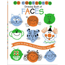 Ed Emberley's Drawing Book of Faces by Ed Emberley, 9781417733996