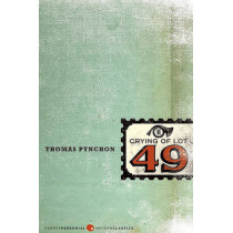 Crying of Lot 49 by Thomas Pynchon, 9781417788958