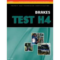 ASE Transit Bus Technician Certification H4: Brake Systems, 9781418049980