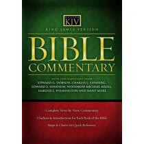 Bible Commentary: King James Version by Ed Hindson, 9781418503390