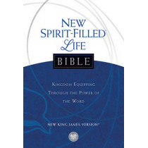 NKJV, New Spirit-Filled Life Bible, Hardcover: Kingdom Equipping Through the Power of the Word, 9781418550394