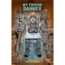 My Friend Dahmer by Derf Backderf, 9781419702174