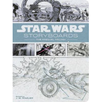 Star Wars Storyboards by J. W. Rinzler, 9781419707728