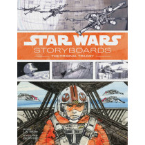 Star Wars Storyboards: The Original Trilogy by Lucasfilm Ltd, 9781419707742