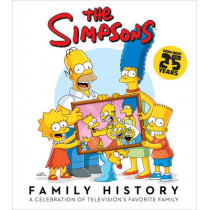 The Simpsons Family History by Matt Groening, 9781419713996