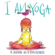 I Am Yoga by Susan Verde, 9781419716645