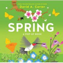 Spring: A Pop-up Book by David A. Carter, 9781419719127