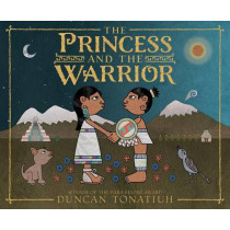 The Princess and the Warrior: A Tale of Two Volcanoes by Duncan Tonatiuh, 9781419721304