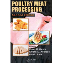 Poultry Meat Processing by Casey M. Owens, 9781420091892