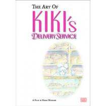 Art of Kiki's Delivery Service by Hayao Miyazaki, 9781421505930
