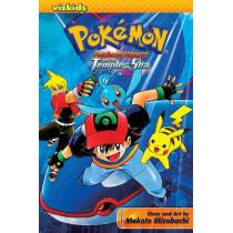Pokemon: Ranger and the Temple of the Sea by Makoto Mizobuchi, 9781421522883