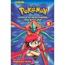 Pokemon: Diamond and Pearl Adventure!, Vol. 8 by Shigekatsu Ihara, 9781421525747