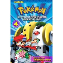 Pokemon: Diamond and Pearl Adventure!, Vol. 8 by Shigekatsu Ihara, 9781421526744