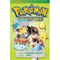 Pokemon Adventures (Red and Blue), Vol. 3 by Hidenori Kusaka, 9781421530567