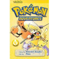 Pokemon Adventures (Red and Blue), Vol. 4 by Hidenori Kusaka, 9781421530574