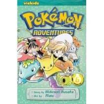 Pokemon Adventures (Red and Blue), Vol. 6 by Hidenori Kusaka, 9781421530598