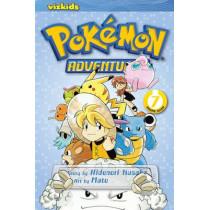 Pokemon Adventures (Red and Blue), Vol. 7 by Hidenori Kusaka, 9781421530604