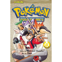 Pokemon Adventures (Gold and Silver), Vol. 8 by Hidenori Kusaka, 9781421530611