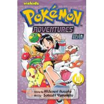 Pokemon Adventures (Gold and Silver), Vol. 10 by Hidenori Kusaka, 9781421530635
