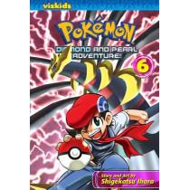 Pokemon: Diamond and Pearl Adventure!, Vol. 8 by Shigekatsu Ihara, 9781421531700