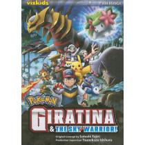 Pokemon: Giratina and the Sky Warrior! Ani-Manga by Makoto Hijioka, 9781421532783