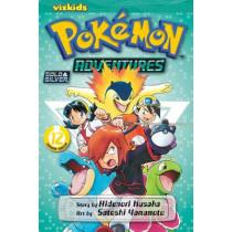 Pokemon Adventures (Gold and Silver), Vol. 11 by Hidenori Kusaka, 9781421535463