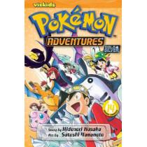 Pokemon Adventures (Gold and Silver), Vol. 13 by Hidenori Kusaka, 9781421535487