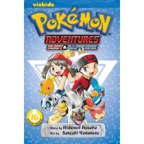 Pokemon Adventures (Gold and Silver), Vol. 11 by Hidenori Kusaka, 9781421535500