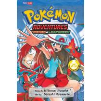 Pokemon Adventures (FireRed and LeafGreen), Vol. 23 by Hidenori Kusaka, 9781421535593