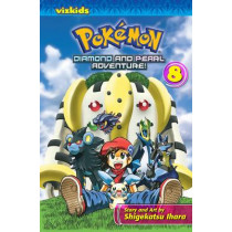 Pokemon: Diamond and Pearl Adventure!, Vol. 8 by Shigekatsu Ihara, 9781421536712