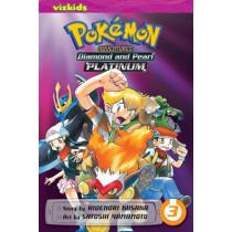 Pokemon Adventures: Diamond and Pearl/Platinum, Vol. 8 by Hidenori Kusaka, 9781421538181